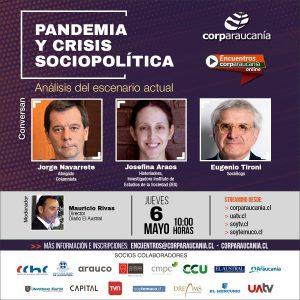 Pandemia y Crisis Sociopolítica