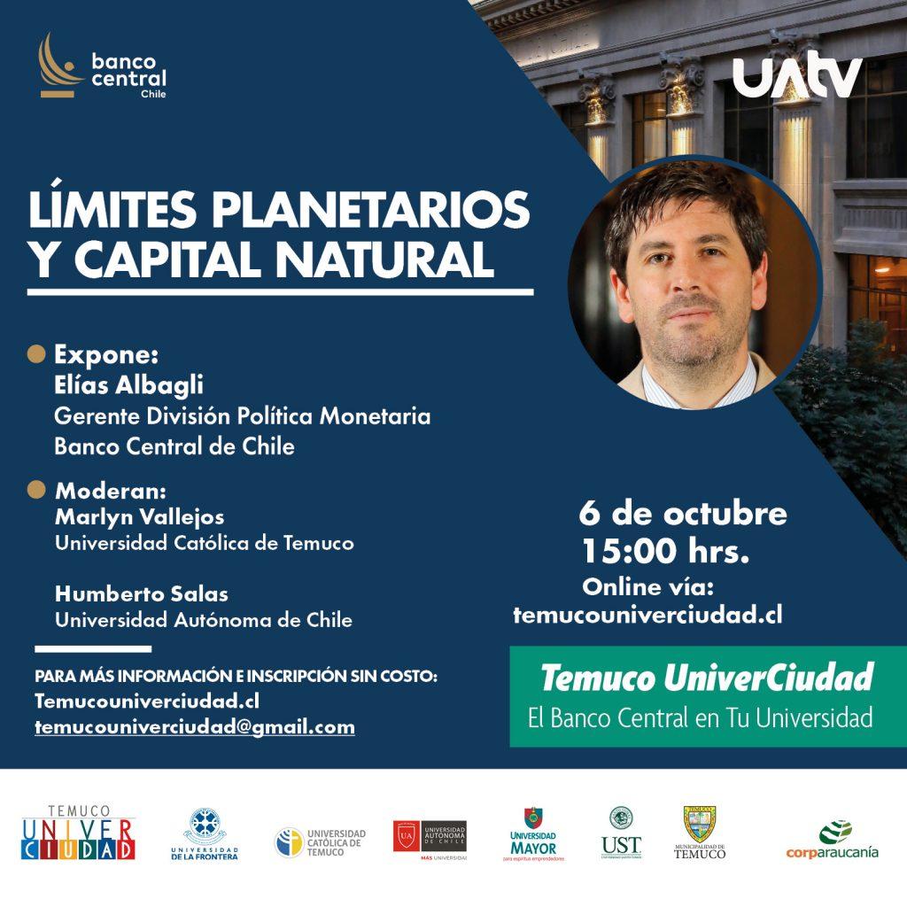Límites Planetarios y Capital Natural